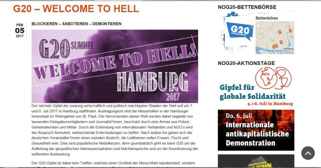 Maximaler Krawall bei minimalem Gipfelerfolg - www.deutschland ...