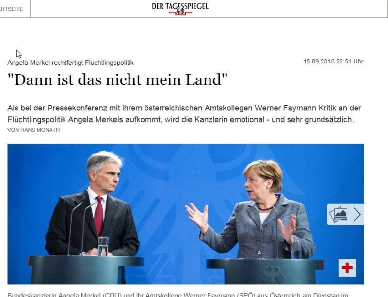 Tricky Angie\'s Wahlverein - www.deutschland-geliebte-bananenrepublik.de