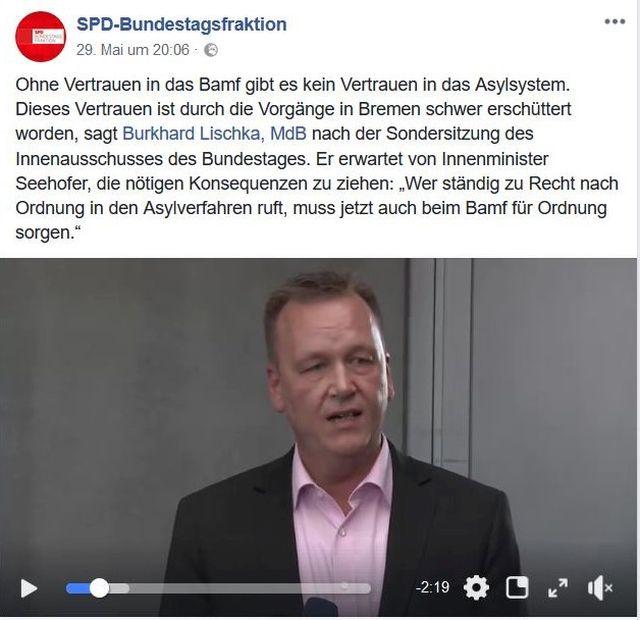 Burkhard Lischka fordert auch die politischen Bezüge in die Untersuchung einzubeziehen.