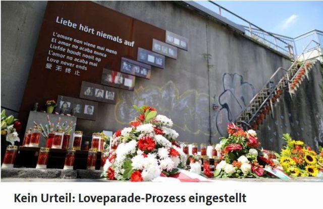 WDR-Text zum Prozessende mit Foto der Gedenktafel.